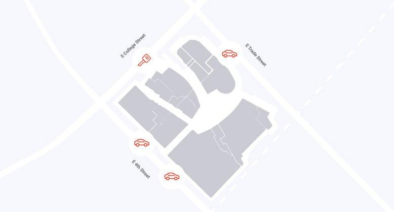 Epicentre ::: Parking & Directions