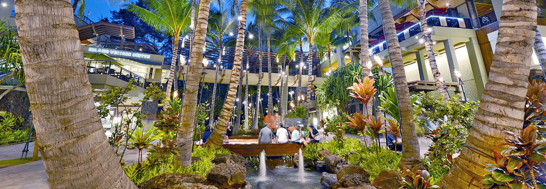 Royal Hawaiian Center ::: Honolulu ::: HI