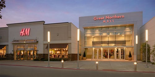 Image result for Great Northern Mall ohio