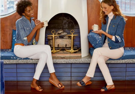 The Pre-Spring Styles from J. Mclaughlin