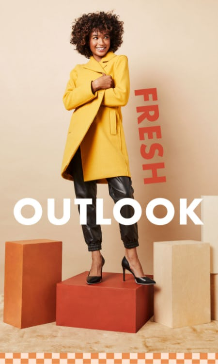 Just In: Outerwear from BCBG Generation