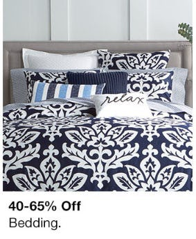 40-65% Off Bedding from macy's