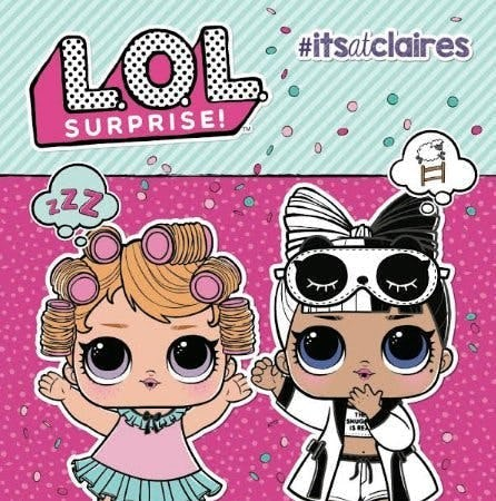 LOL Surprise Series - Available at Claire's!
