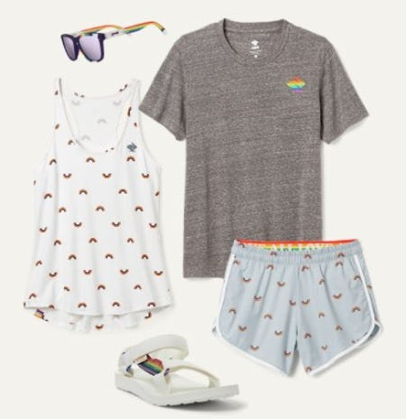 Celebrate with Our Newest Pride Collection from REI