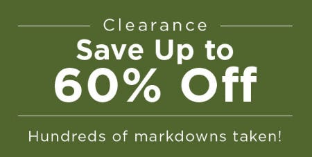 Up to 65% Off Clearance from Kirkland's