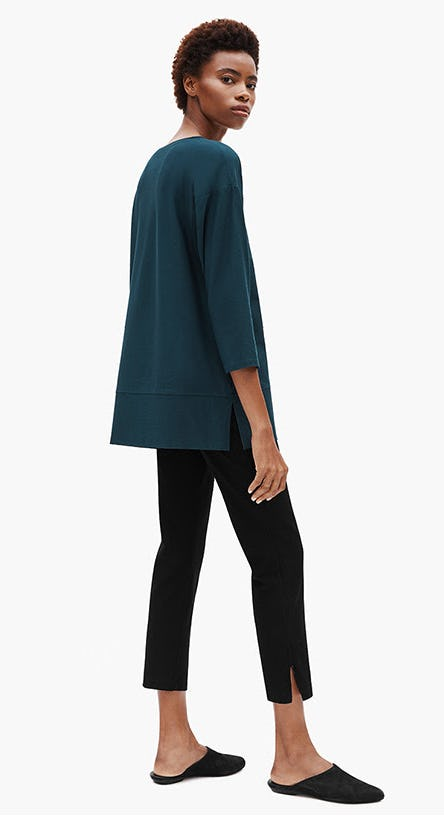 Washable Stretch Crepe from Eileen Fisher
