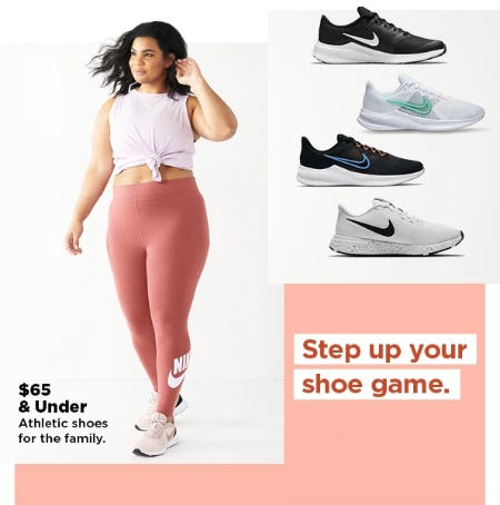 $65 & Under Athletic Shoes for the Family from Kohl's