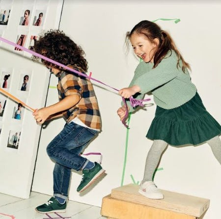 Kids & Family License Apparel from H&M
