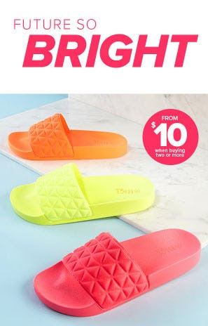 $10 Slides When Buying Two or More from Rainbow