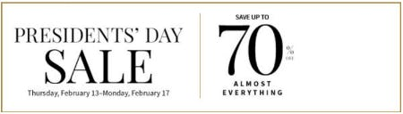 Save up to 70% Off Almost Everything