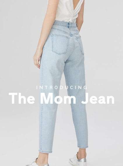 Introducing The Mom Jean from Gap