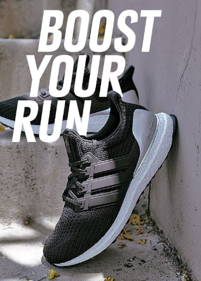 Boost Your Run from Shiekh