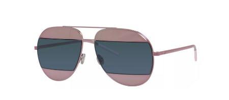 Dior Split 1 Aviator Sunglasses