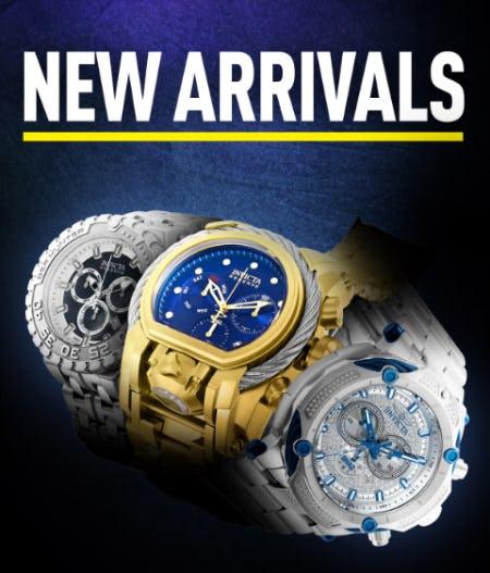 New Watch Styles