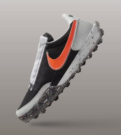 Nike Waffle Racer Crater from Nike
