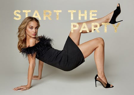 Party-Ready Holiday Pieces from Vince Camuto