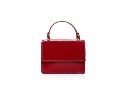 Deux Lux Lady Patent Mini Bag