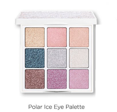 Chantegaille Polar Ice Eye Palette from Blue Mercury
