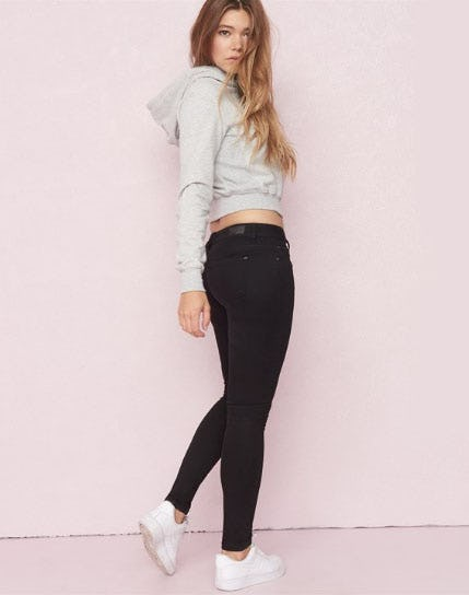 Low Waist Jegging