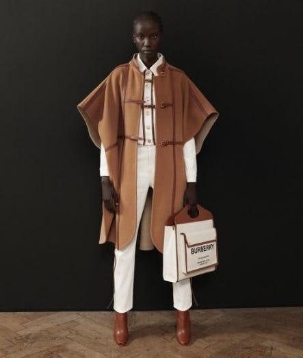 The Modern Equestrian from Burberry