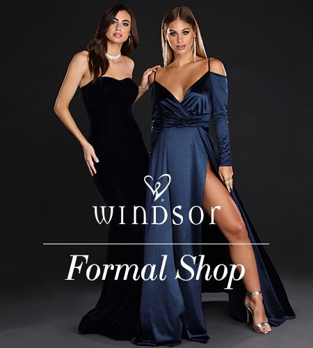 Are You Winter Formal Ready? from Windsor