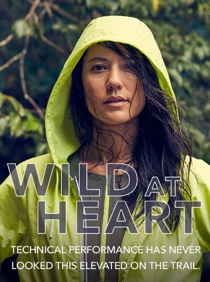 Wild at Heart from Athleta