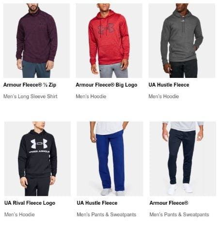 Our Best Sellers Make the Best Gifts from Under Armour