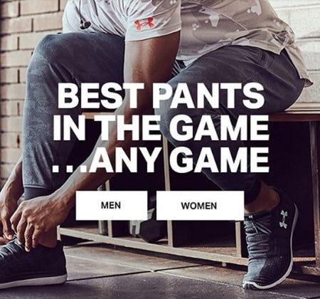 Best Pants & Leggings