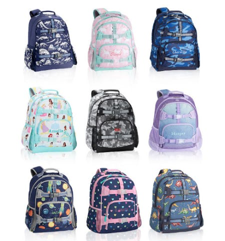 Fun & Functional Backpacks