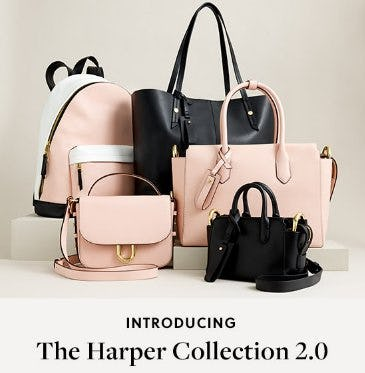 Introducing the Harper Collection 2.0 from J.Crew