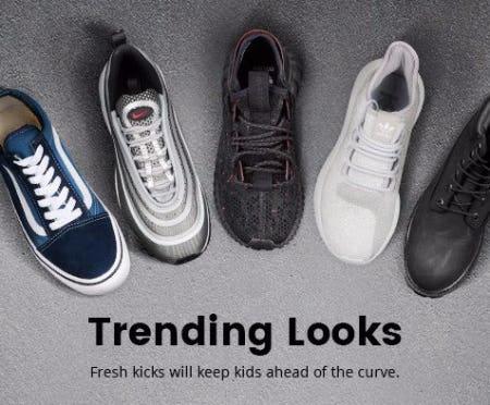Discover Our Fresh Kicks