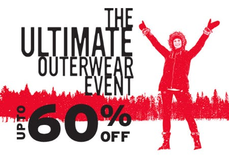 The Ultimate Outerwear Event Up to 60% Off from Eddie Bauer