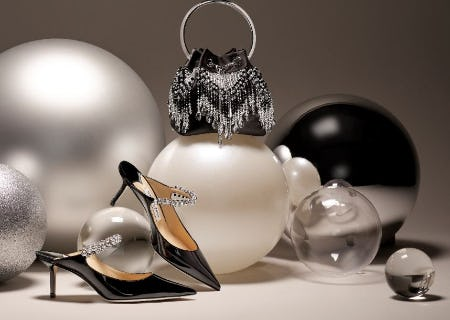 The Joy of Gifting at Jimmy Choo