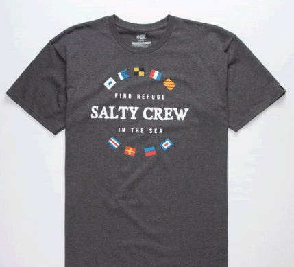 New From Salty Crew from Tillys