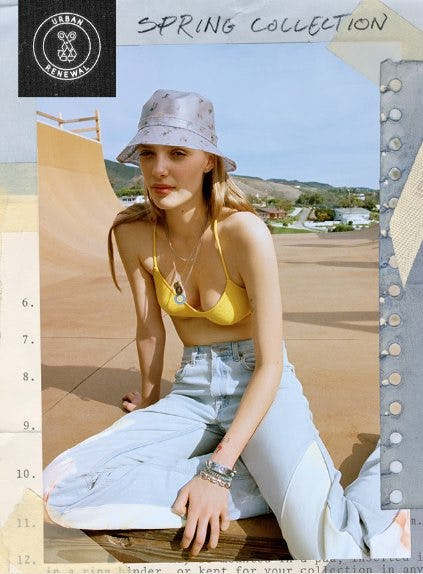 New! Urban Renewal Spring Collection