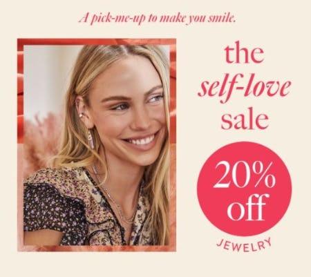 20% Off Jewelry from Kendra Scott