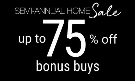 320648474bf Up to 75% Off Semi-Annual Home Sale