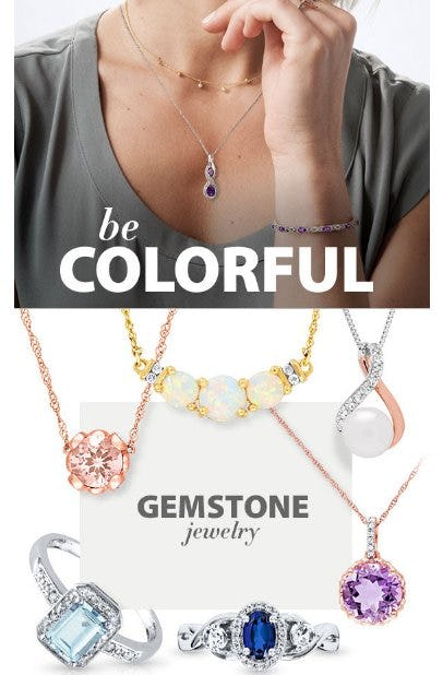Gemstone Jewelry for Every Occasion from Kay Jewelers