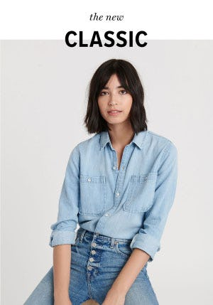 The New Classic from Lucky Brand Jeans