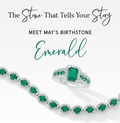 Meet May's Birthstone from Zales The Diamond Store