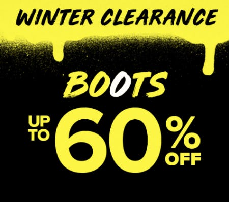 Winter Clearance Up to 60% Off from Rainbow
