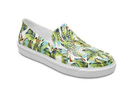 Women's CitiLane Roka Graphic Slip-Ons from Crocs