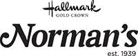 Norman's Hallmark                        Logo