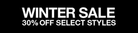 Winter Sale: 30% Off Select Styles from The North Face