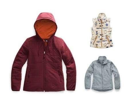 Fleece Built for Fall from The North Face