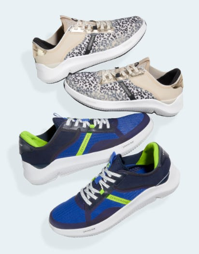 Introducing The ZERØGRAND Winner Tennis Sneaker from Cole Haan