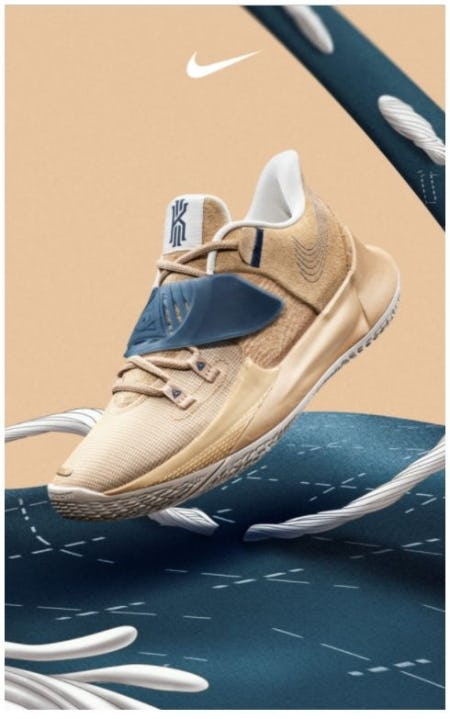 Just In: Kyrie Low 3 'Sashiko' from Nike