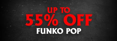 Up to 55% Off on Funko Pop from Spirit Halloween Superstores