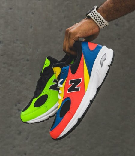 New Balance 498 from DTLR