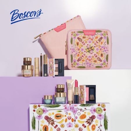 Estee Lauder Gift with Purchase from Boscov's